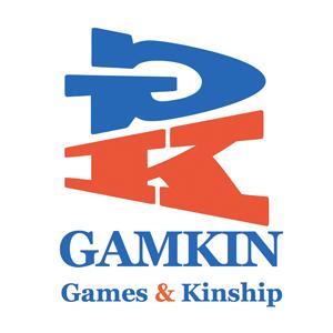 GAMKIN株式会社・ロゴ