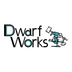 ドワーフワークス株式会社・ロゴ