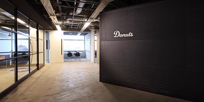 株式会社Donuts・メイン画像