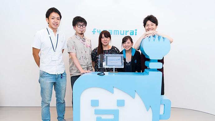 株式会社f4samurai・メイン画像