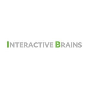株式会社インタラクティブブレインズ・ロゴ