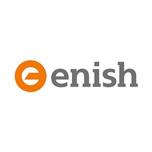 株式会社enish・ロゴ
