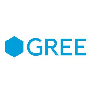 グリー株式会社・ロゴ