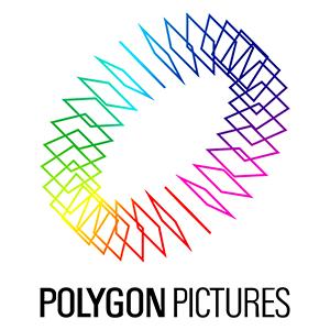 株式会社ポリゴン・ピクチュアズ・ロゴ