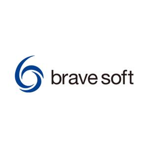 株式会社ブレイブソフト・ロゴ