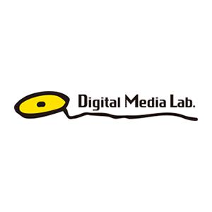 株式会社デジタル・メディア・ラボ・ロゴ