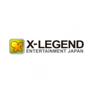 X-LEGEND ENTERTAINMENT JAPAN 株式会社・ロゴ