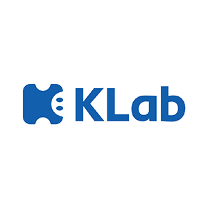KLab株式会社・ロゴ