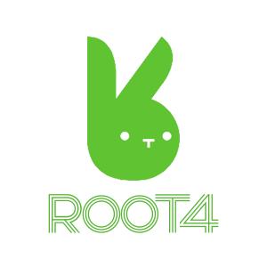 ROOT4株式会社・ロゴ