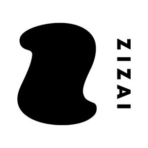 株式会社ZIZAI・ロゴ