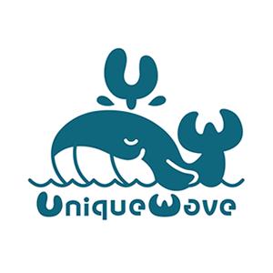 株式会社UniqueWave・ロゴ