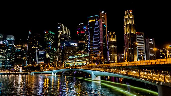 シンガポールで就職・メイン画像