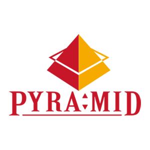 株式会社ピラミッド・ロゴ