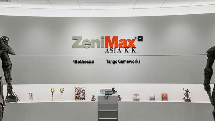 Tango Gameworks(ゼニマックス・アジア株式会社)・メイン画像