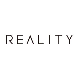 REALITY株式会社・ロゴ