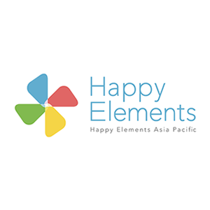 Happy Elements Asia Pacific株式会社・ロゴ
