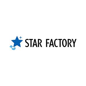 株式会社スターファクトリー・ロゴ