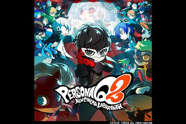 「ペルソナQ2 ニュー シネマ ラビリンス」キャラクターモデル制作