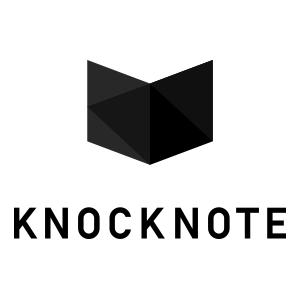 株式会社ノックノート・ロゴ